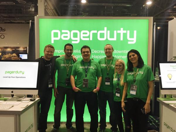 PagerDuty Event Booth